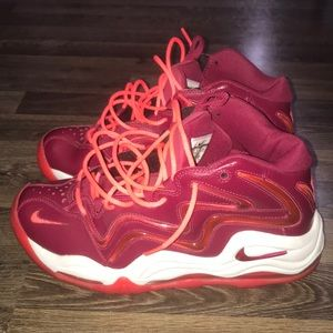 Nike Air Pippen 1 Noble Red